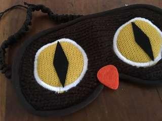 Owl Travel Eye Mask