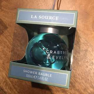 La Source Shower Bauble