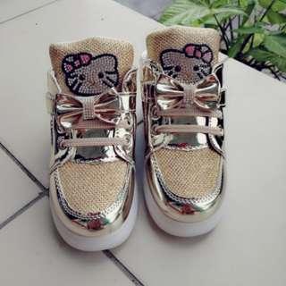 Kitty BLING Sneaker
