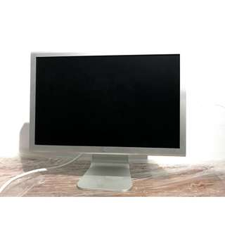 Apple Cinema 20inch flat panel display