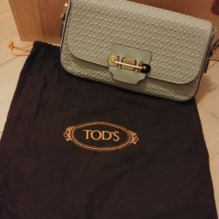 Tods clutch or long handbag