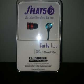 fFLAT5 Forte Two Headphone