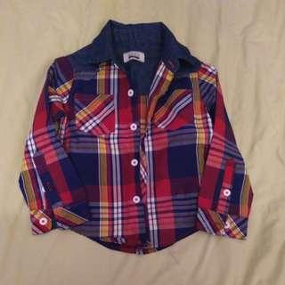 SEED boy shirt