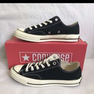CONVERSE CT AS 70S BLACK