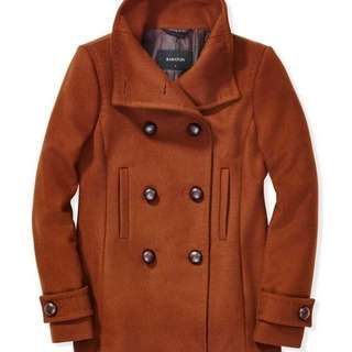 Aritzia Babaton Howell coat- wool and cashmere