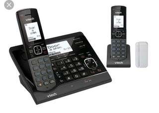 VTech (VC7151-202A)數碼室內無線電話雙子機組合 連VSMART無線家居監控