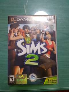 Original The Sims 2 Game