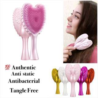 Authentic 🌸Tangle Angel Hair Brush UK 🇬🇧