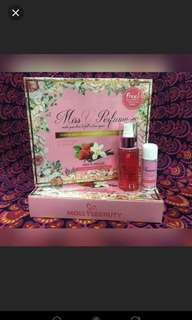 Mollys Beauty Miss V Perfume (New Flavour) - 60ml