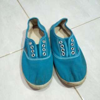 Shoes - Blue