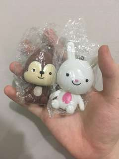 Descendant of the Sun Plush Toy Keychains