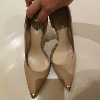 Authentic Guess Pointed High Heel