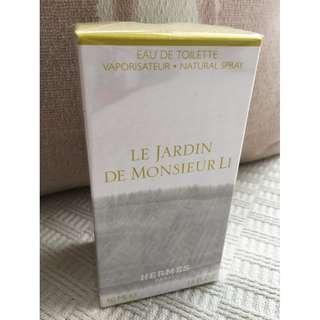 """Hermes -- """"Le Jardin De Monsieur Li""""  Eau de Toilette 淡香水"""