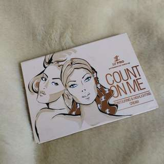 LT Pro Count On Me countour& highlight cream
