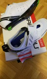triathlon/road bike shoes