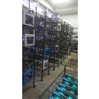 GPU/ASIC Mining Rig Hosting . Affordable . Flexible . Experienced