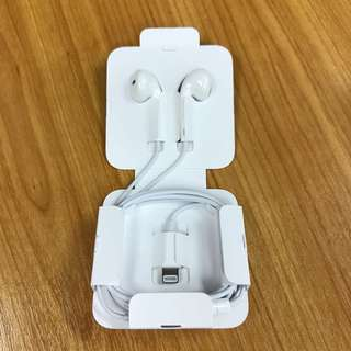 Apple earpiece / earphones