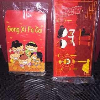 (15pcs) Gong Xi Fa Cai ang pow