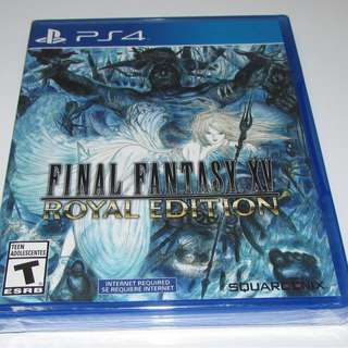 (BN) Final Fantasy XV Royal Edition