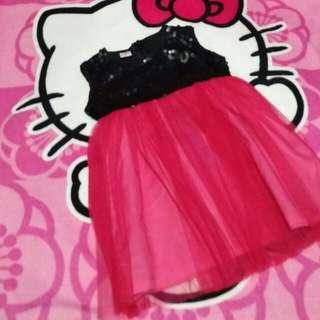 Garfield Party Dress