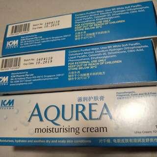 BN Aqurea moisturising cream