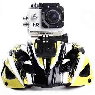 Full HD 1080p Sports DV Action Waterproof Camera