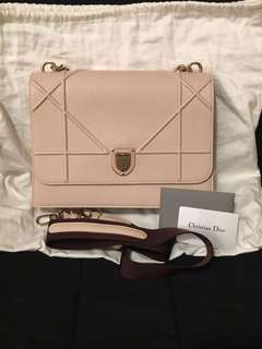 Dior 粉色手袋 英國代購 少女心爆燈
