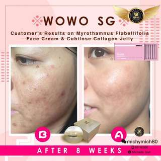 Wowo helps you look radiant