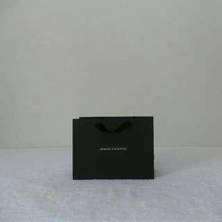 Armani Exchange New Paper Bag