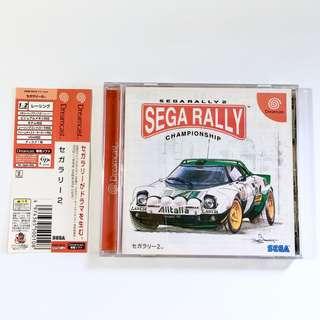 Sega Rally 2 - Dreamcast