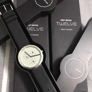 三宅一生 Issey Miyake Men Twelve Watch SILAP020 Baobao 手錶 禮物