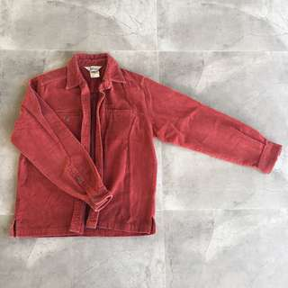 IMPORTED RED JACKET (BLOGGER OUTFIT)