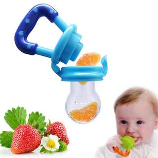Empeng buah / baby fruit feeder / baby fruit teeter