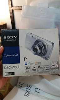 Sony DSC W-630