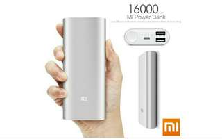Xiaomi / Mi Power Bank 16000 mAh (Panasonic or LG cells)