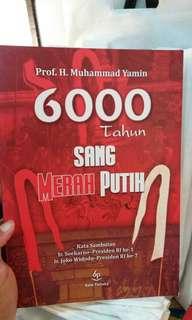 6000 tahun sang merah putih