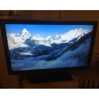 "Samsung 40"" Full HD LCD Smart TV"