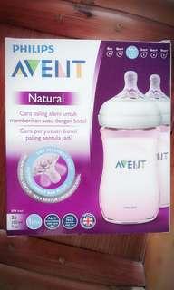 Philips Avent Natural Feeding Bottles 260ml