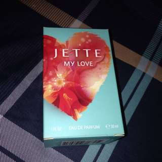 Jette My Love Perfume
