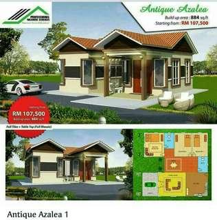 Rumah mampu milik di tanah sendiri