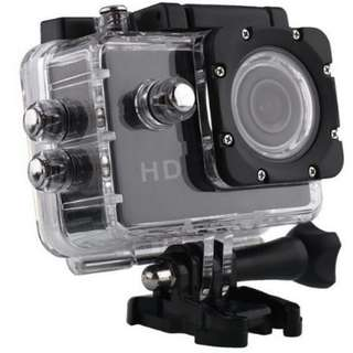 Full HD 1080P Camera 12MP 30M Waterproof Sports Action Camera DV
