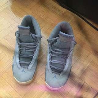 Jordan's - Wold Grey 14s