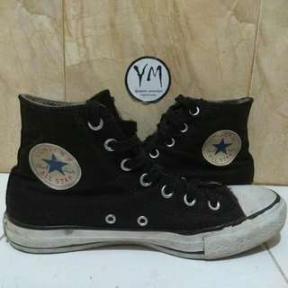 Converse ct high black