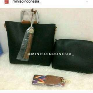 Tas miniso best seller