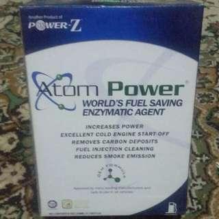 ATOM POWER World Fuel Saving