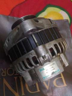 ALTERNATOR PROTON PERDANA V6 NEW RECORN (FAULTY BECAUSE LEAKING OIL)