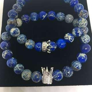 50% Discount (Lovers) Crown 2* Bracelet
