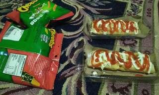 2 Cheetos & 2 Kebab Tour Key
