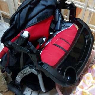 Prelove Stroller + BabySeat