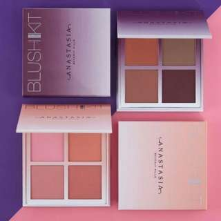 ABH blush kit